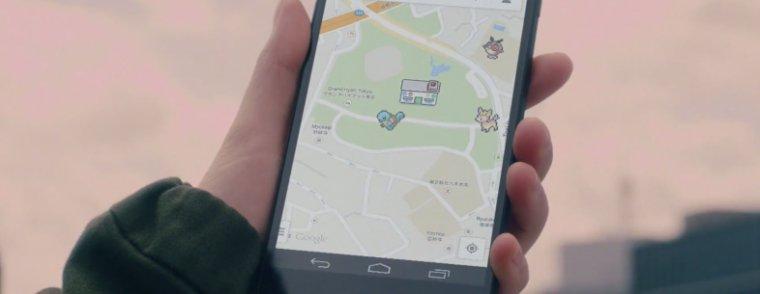 На Google Maps в честь 1 апреля добавили покемонов