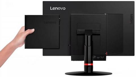 В России появятся неттопы Lenovo ThinkCentre M600 Tiny и M700 Tiny