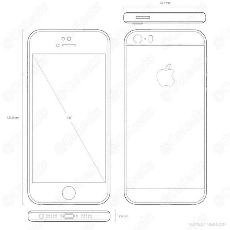 iPhone 5se 3