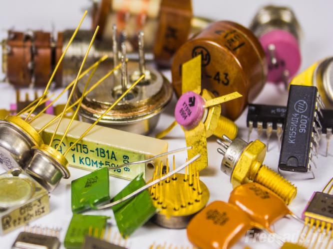 Особенности скупки радиодеталей компанией Радиодетали