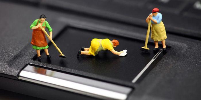 Как правильно и эффективно почистить кулера ноутбука