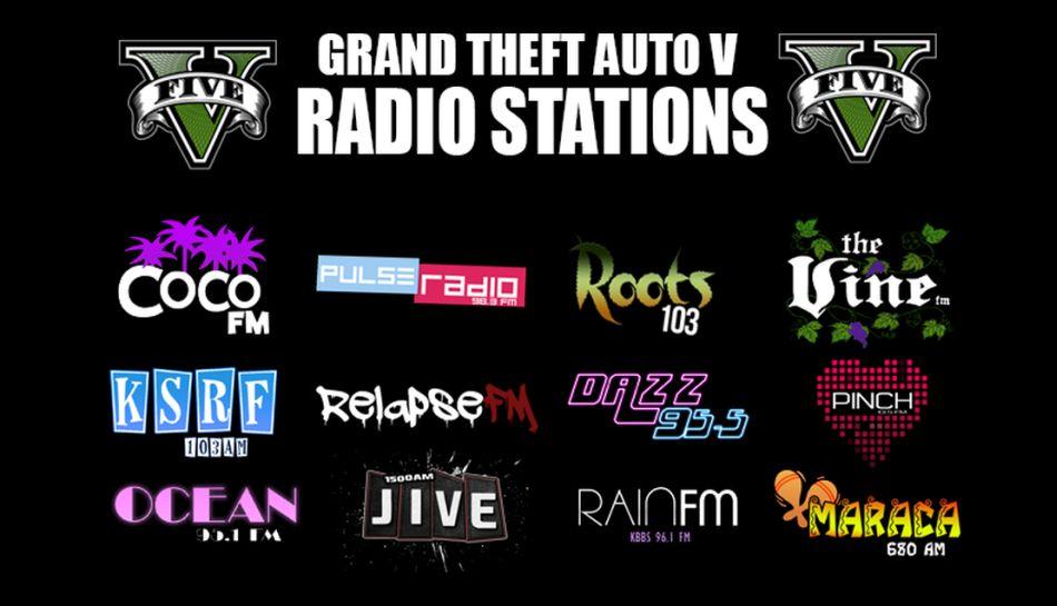Лучшая современная музыка для игроков на радио в GTA 5
