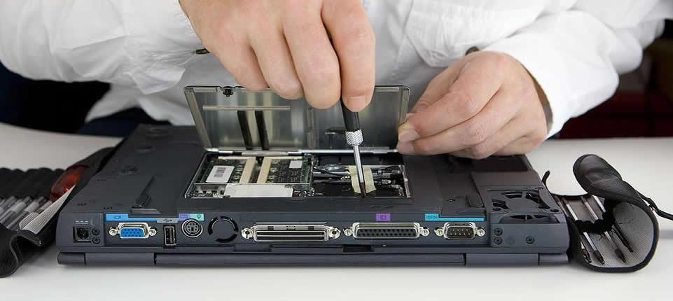 залог успешного ремонта ноутбука