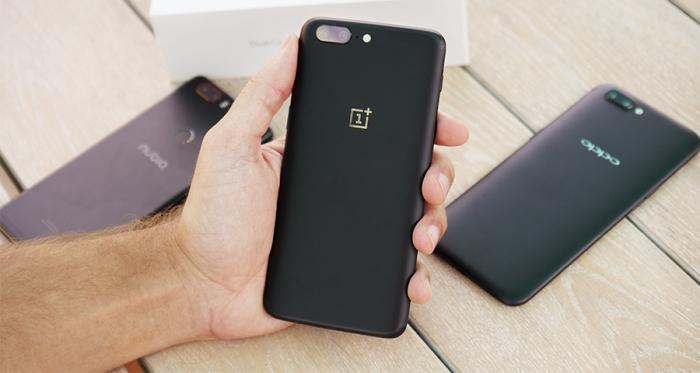 купить смартфон OnePlus 5