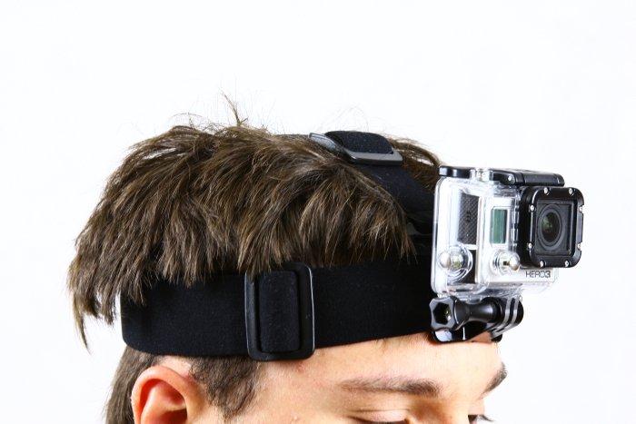Выбираем лучшие оригинальные крепления для камер GoPro