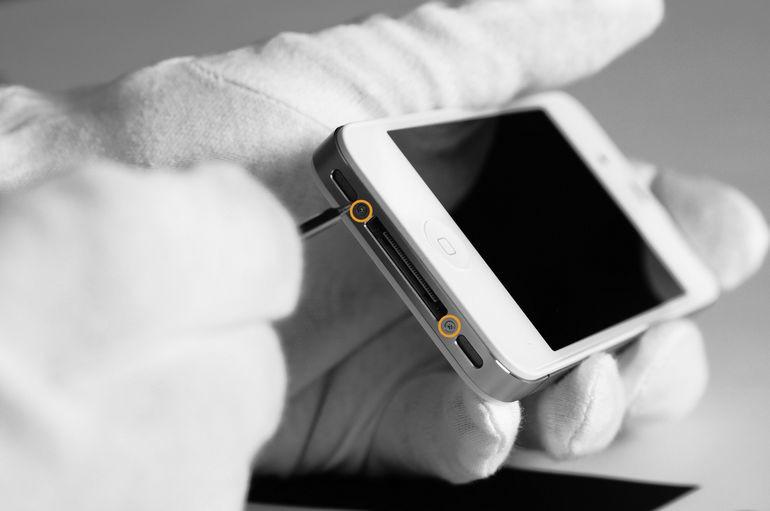 Сервисное обслуживание смартфонов от компании Apple