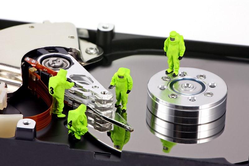 Быстрое и качественное восстановление данных