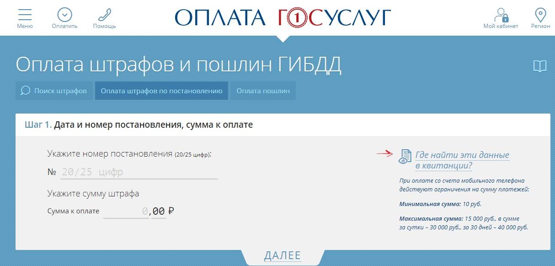 Оплата (проверка) на сайтах-посредниках