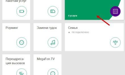 Как отключить платные услуги на Мегафоне самостоятельно