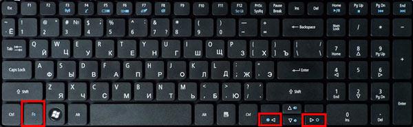 Настройка яркости экрана ноутбука в Windows