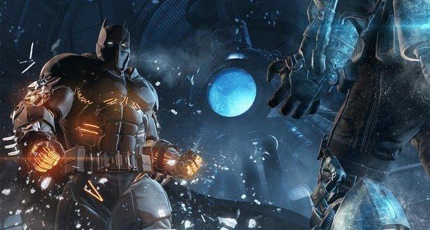 Геймплейный ролик «ледяного» дополнения к Batman: Arkham Origins
