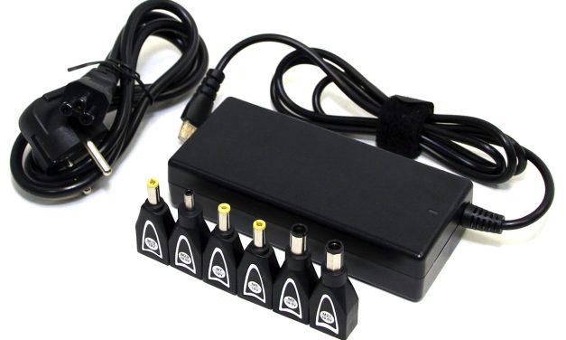 Виды зарядных устройств для ноутбуков