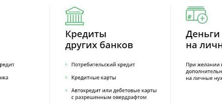 Какие проценты по потребительскому кредиту в «Сбербанке»?