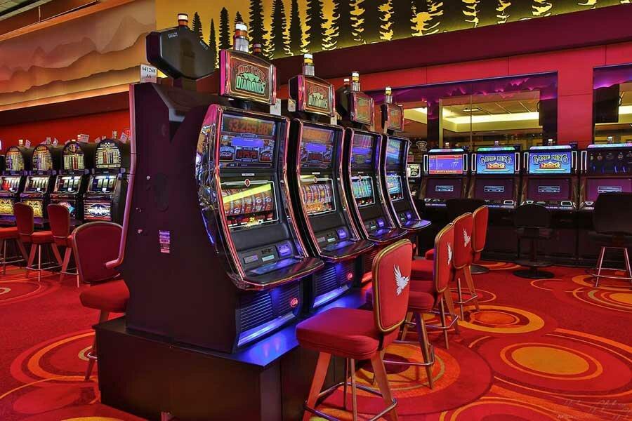 Игровой автомат Thunderstruck в казино FreePlay