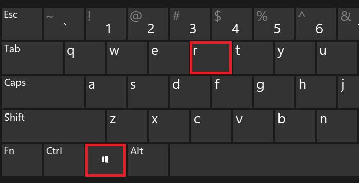 Как открыть «Выполнить» в Windows 10?