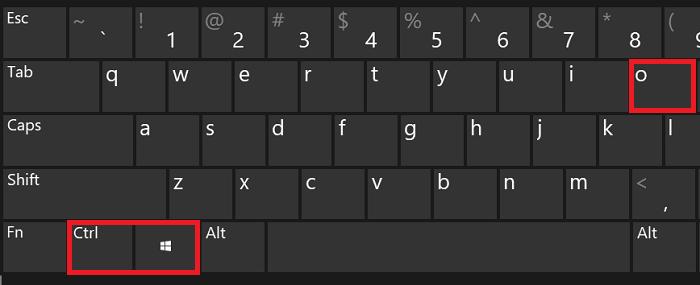 Как включить экранную клавиатуру на Виндовс 10?