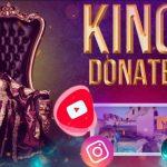 Создатели KingDonate рассказали, как использовать сервис для заработка на стримах