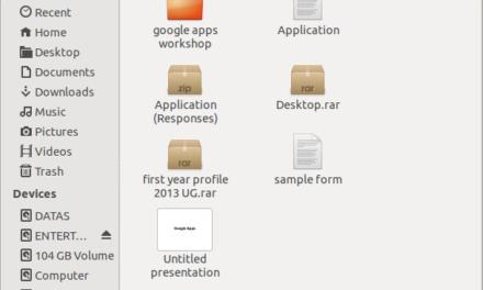 Как установить Google Drive в Ubuntu Linux