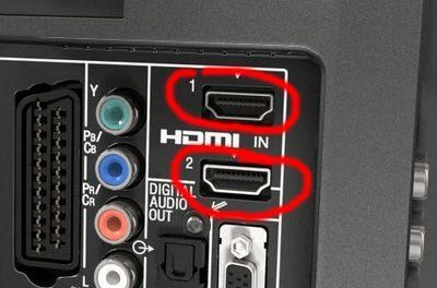 Подключаем компьютер к телевизору через HDMI