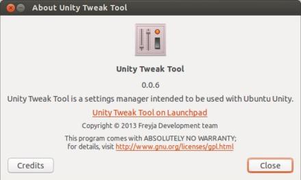 Как установить Unity Tweak Tool на Ubuntu 12.10/13.04/13.10
