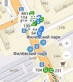 Мобильные сервисы, помогающие построить маршрут