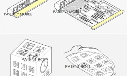 Apple создает цифровую газету, которую можно свернуть