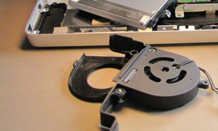 Как правильно и быстро смазать кулер современного ноутбука