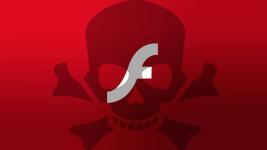 Как остановить Flash