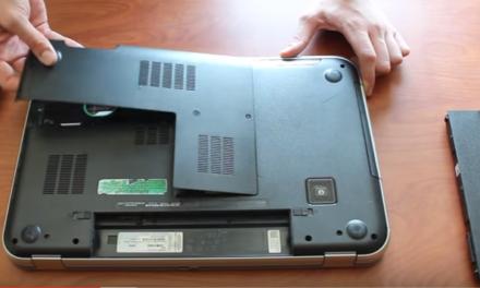 Как быстро и качественно поменять жесткий диск на ноутбуке