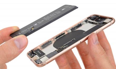 Доверяем ремонт iphone 8 только опытным специалистам