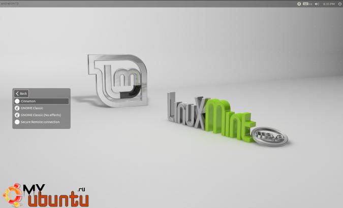 Как использовать LightDM вместо MDM в Linux Mint 13