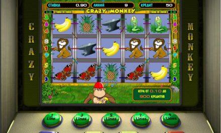 Игровой автомат Обезьянки онлайн – играй и зарабатывай!